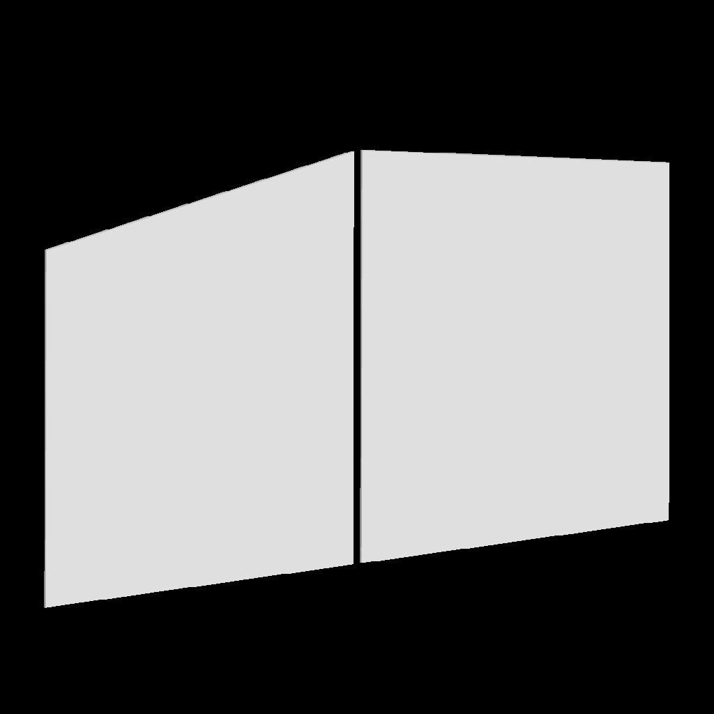 Forme du portail battant B
