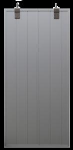 volet coulissant en aluminium