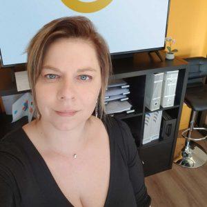 julie vaqué conseillère appy menuiserie créon